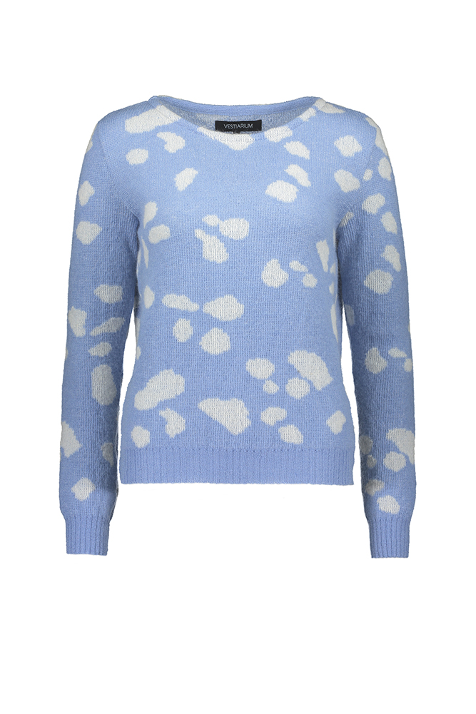 AUCKLAND MOHAIR SWEATER