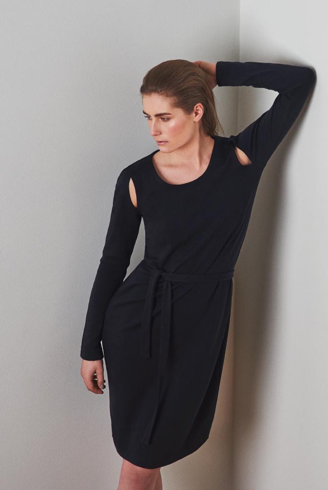 MUNICH MERINO DRESS