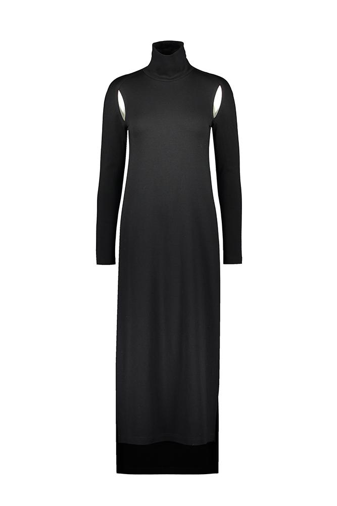 MUNICH POLONECK DRESS
