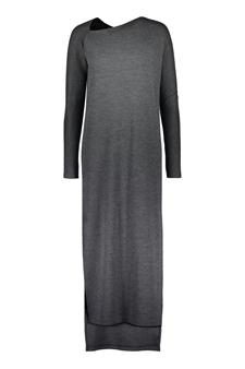 SEATTLE LONG MERINO DRESS