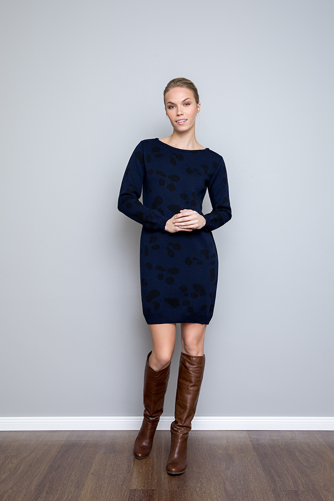 WELLINGTON MERINO DRESS