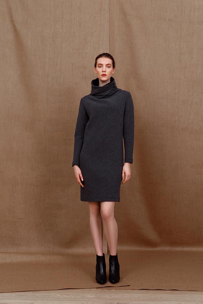 STAVANGER MERINO DRESS